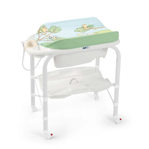 Rent changing table with basin Milano