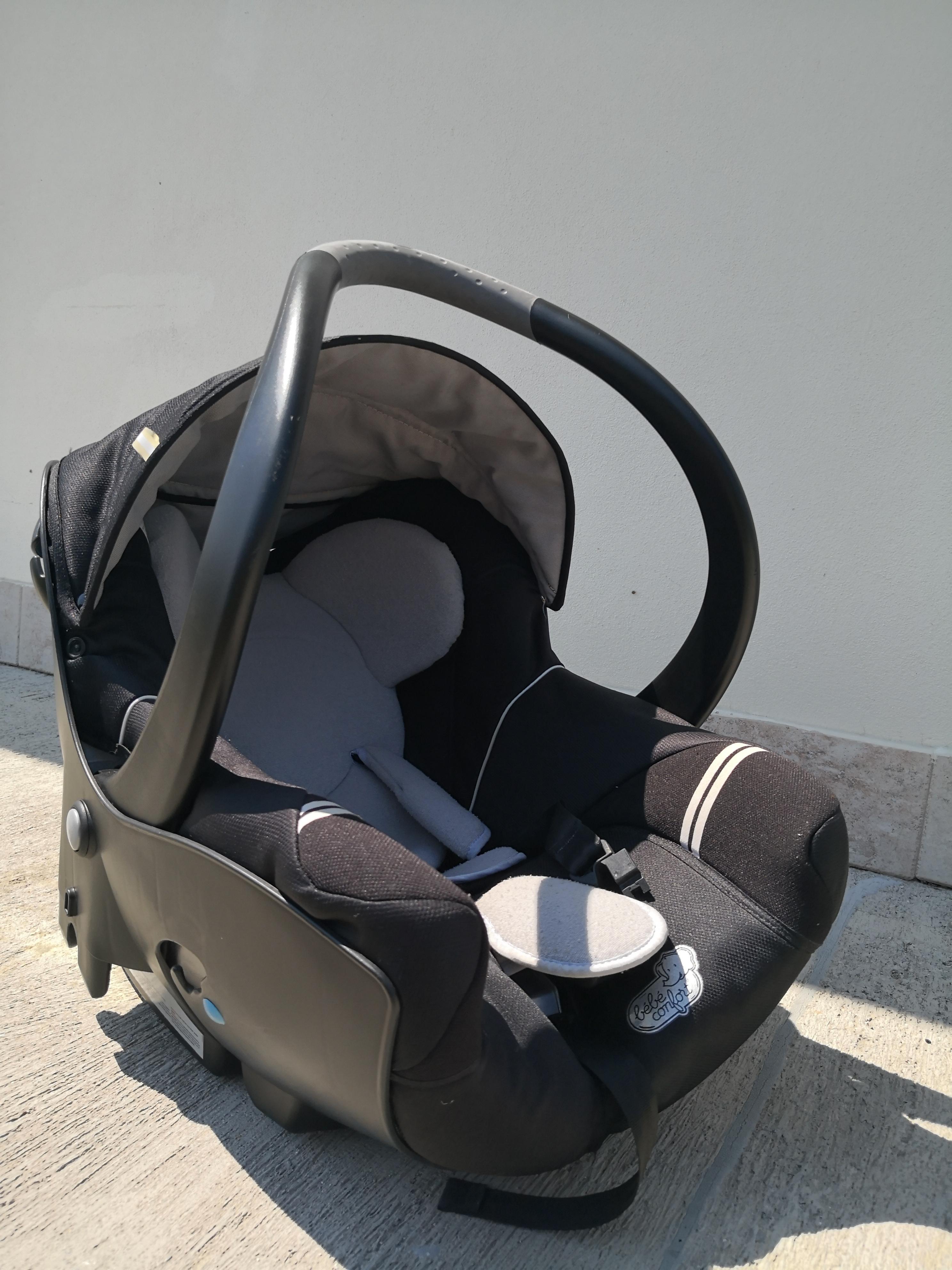 Ovetto isofix - bebè confort - ovetto