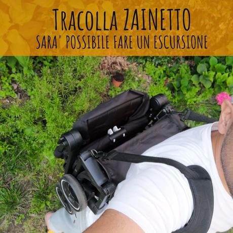Passeggino - ZANCLEM - PassegginoPiuma0+ Deluxe