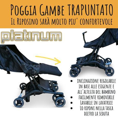 Rent stroller Milano
