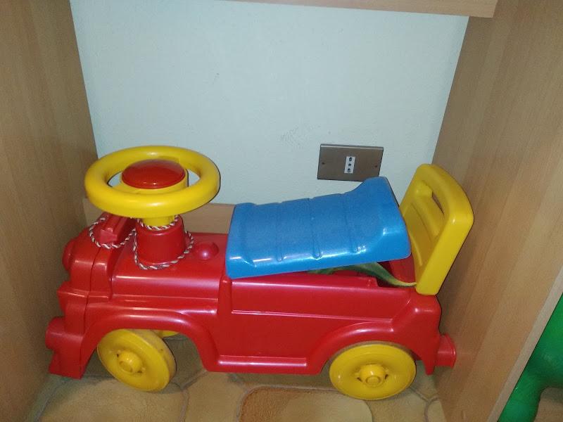 Noleggio pacchetto di giocattoli Aci-castello