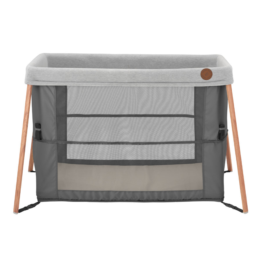 Rent light portable cot Bergamo