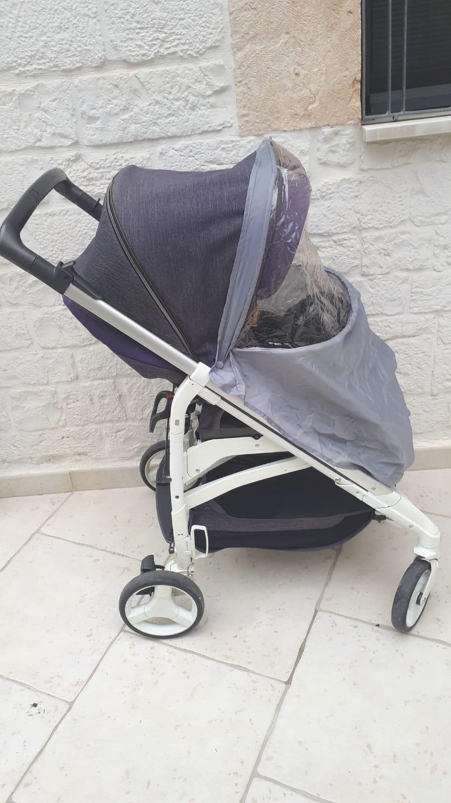 Rent stroller rain cover Putignano