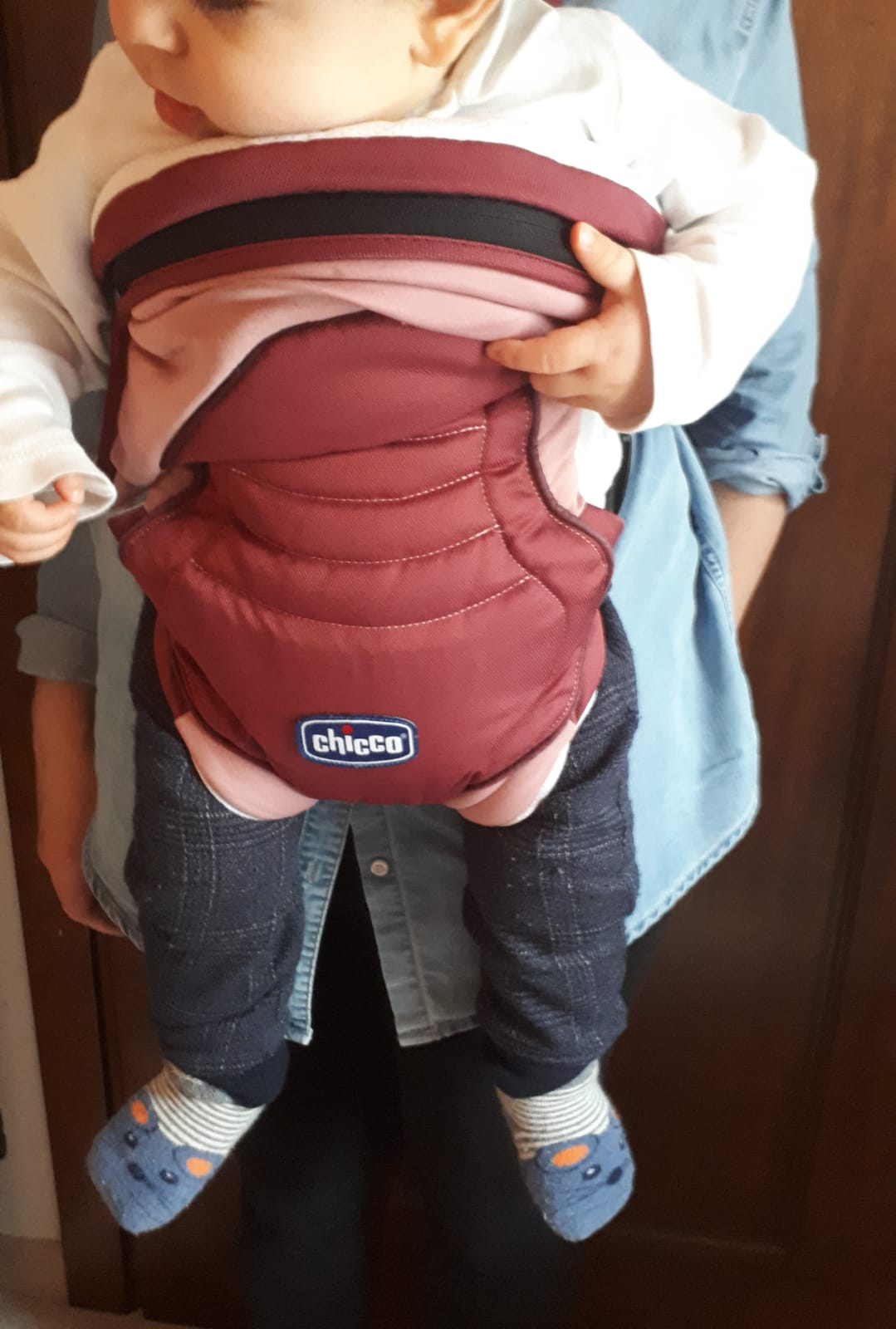 Rent baby carrier Putignano