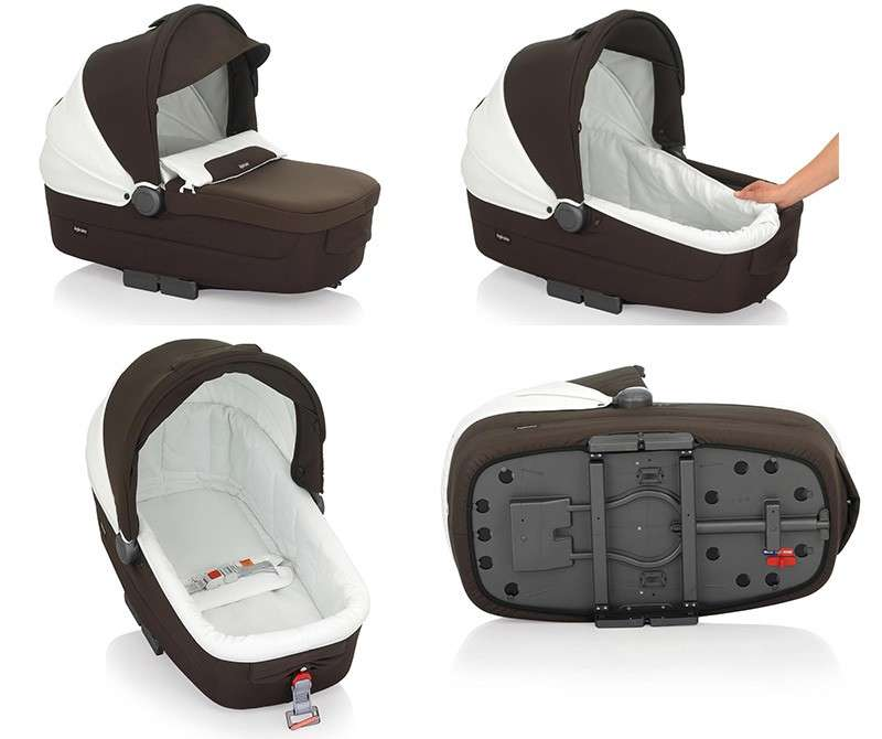 Rent carrycot auto safety kit Bolzano